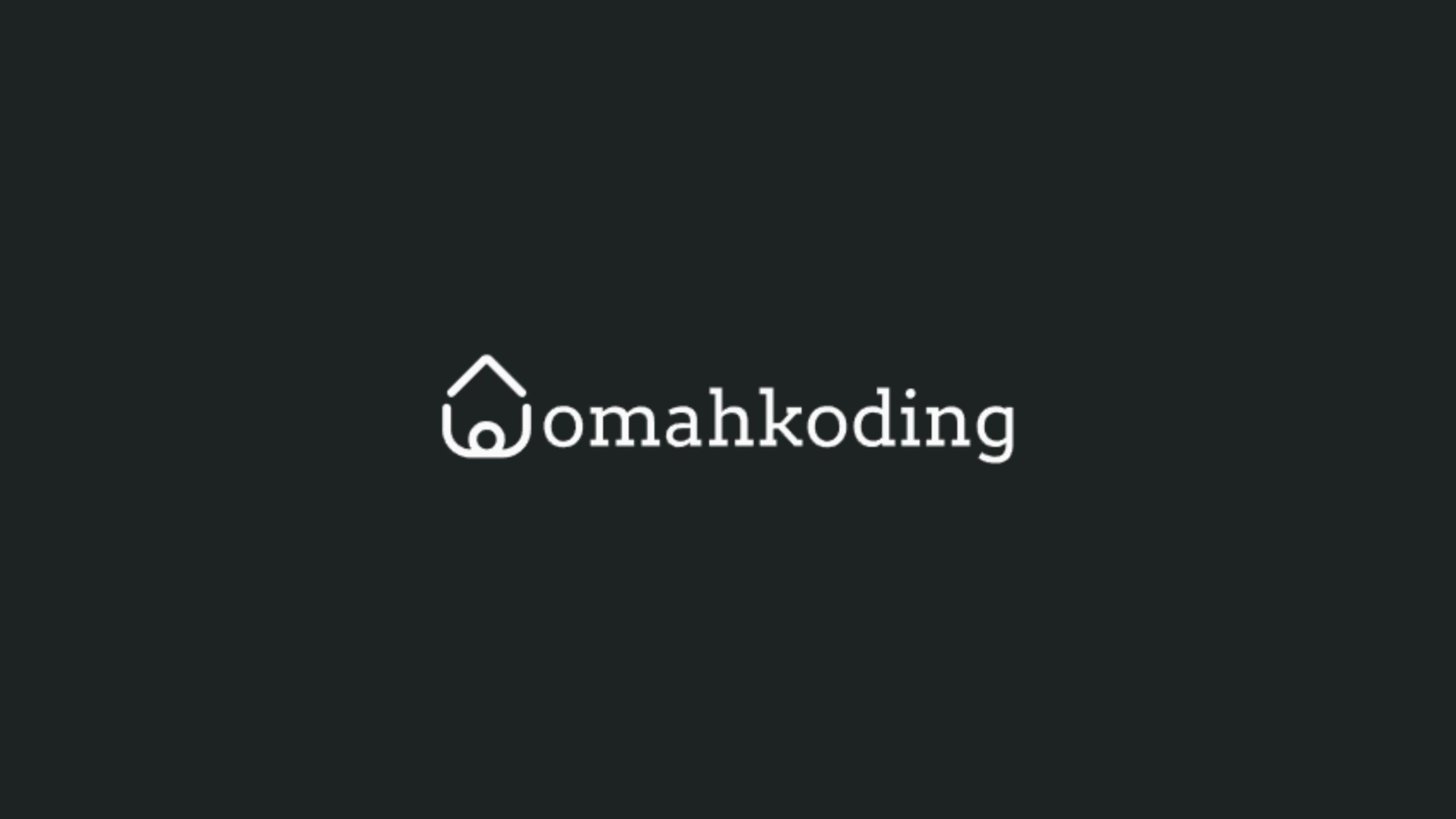 web desain di omah koding